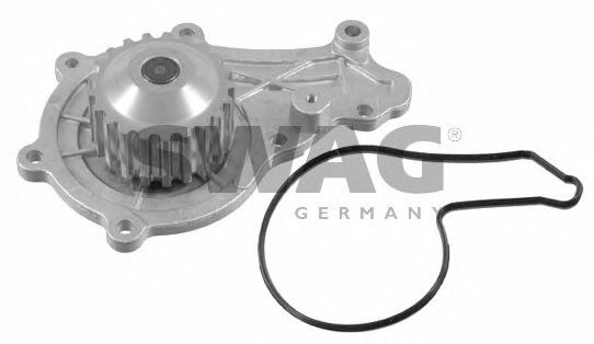 62 92 1856 Cooling System Water Pump