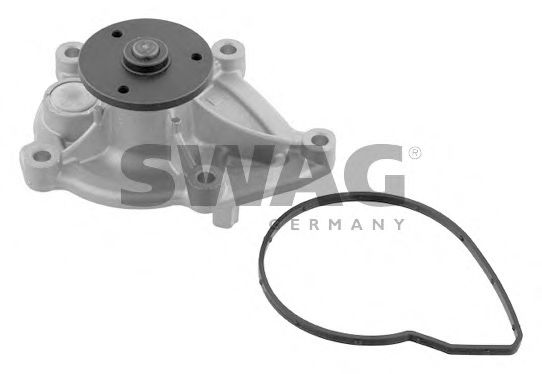 62 93 3959 Cooling System Water Pump