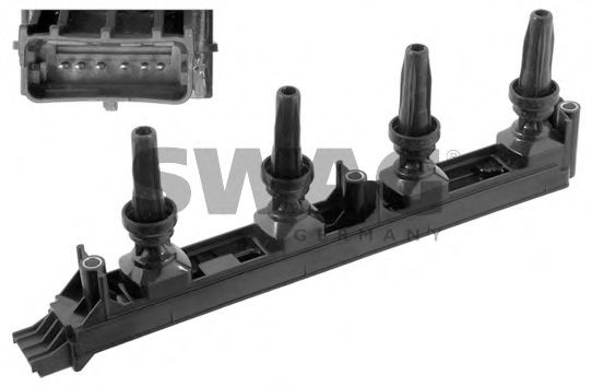 62 93 6599 Ignition Coil