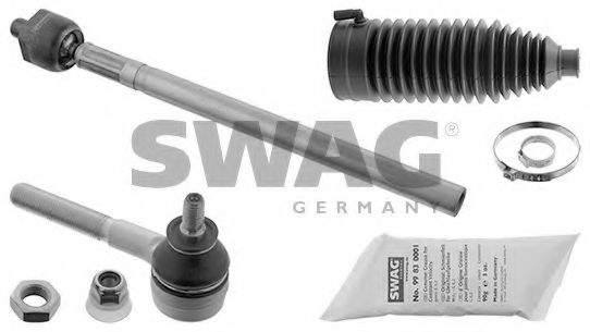 62 93 8998 Steering Rod Assembly