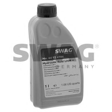 64 92 4704 Chemical Products Hydraulic Oil
