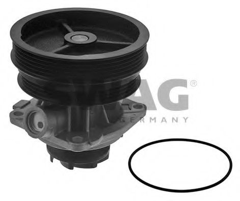 70 15 0023 Cooling System Water Pump