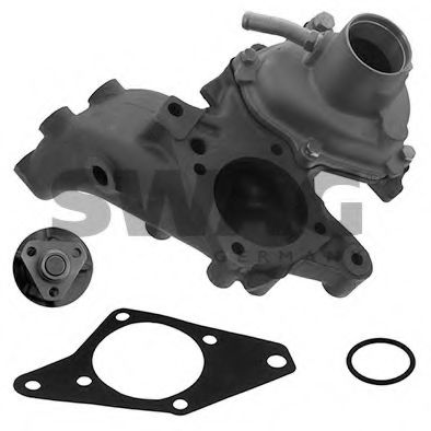 70 15 0034 Cooling System Water Pump
