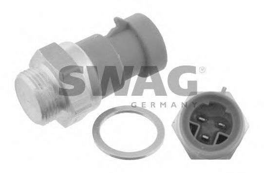 70 91 1965 Cooling System Temperature Switch, radiator fan
