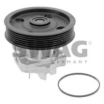 70 92 4334 Cooling System Water Pump