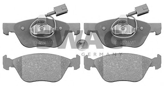 74 11 6003 Brake System Brake Pad Set, disc brake