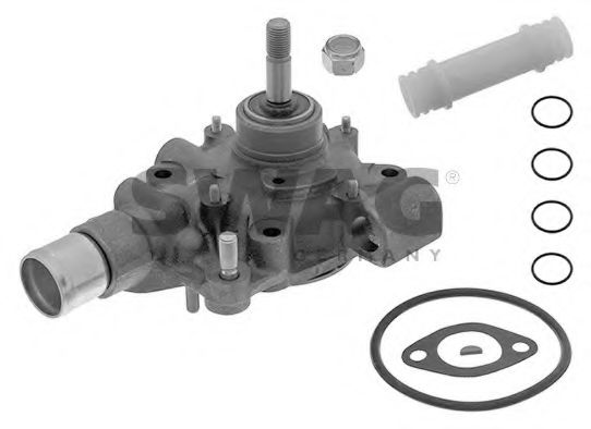 79 15 0001 Cooling System Water Pump