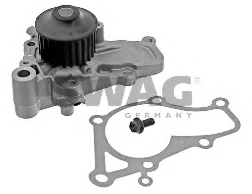80 15 0001 Cooling System Water Pump