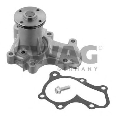 80 93 4267 Cooling System Water Pump