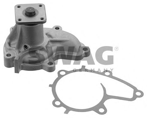 82 15 0008 Cooling System Water Pump