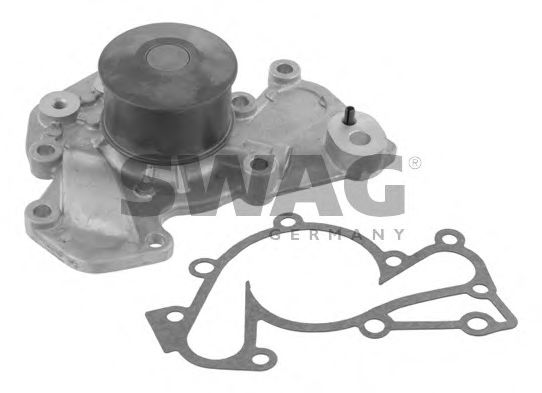 90 92 6279 Cooling System Water Pump