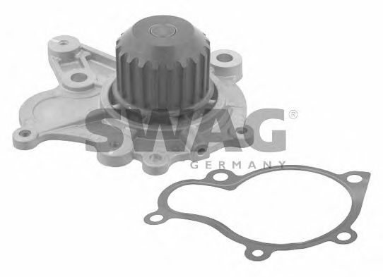 90 92 6462 Cooling System Water Pump