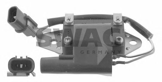 90 93 0713 Ignition System Ignition Coil