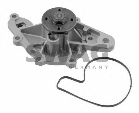 99 92 3591 Cooling System Water Pump