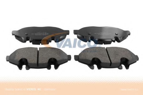 V30-8132 Brake System Brake Pad Set, disc brake