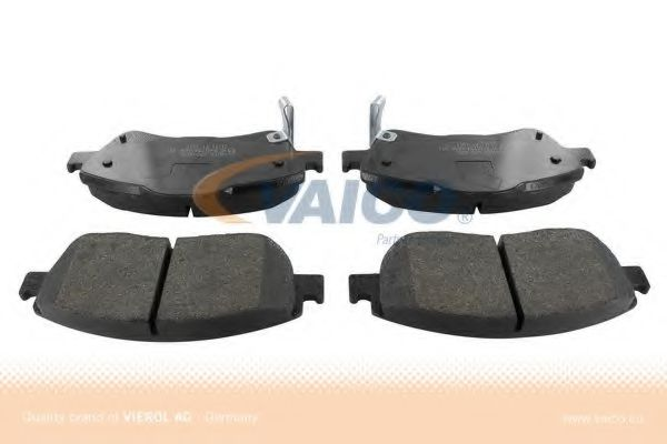 V70-0056 Brake System Brake Pad Set, disc brake