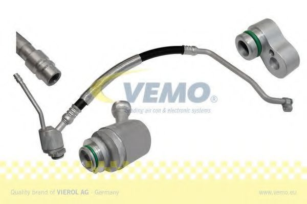 V20-20-0017 Air Conditioning Low Pressure Line, air conditioning