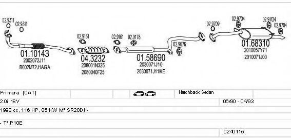 C240115004591 Exhaust System