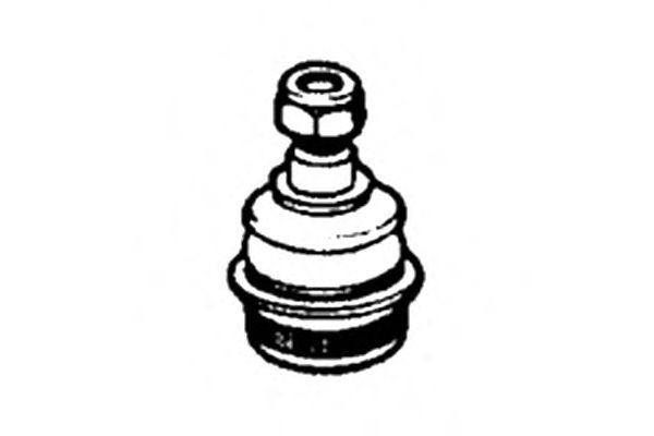 0403704 Wheel Suspension Ball Joint