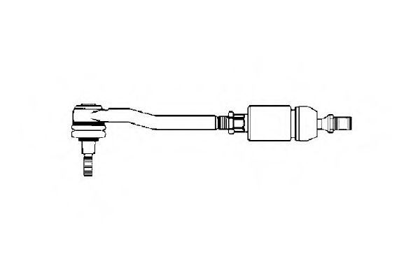0583055 Steering Rod Assembly