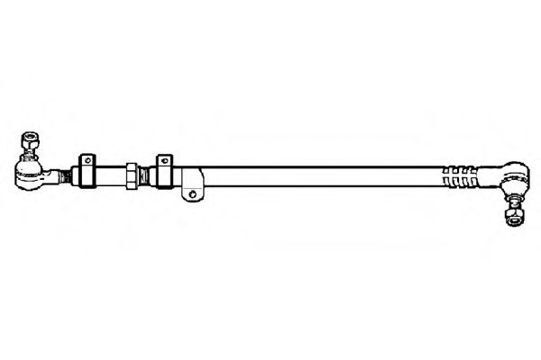 0583066 Steering Rod Assembly