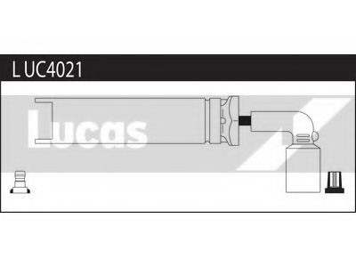 LUC4021 Ignition Cable Kit