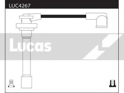 LUC4267 Ignition Cable Kit
