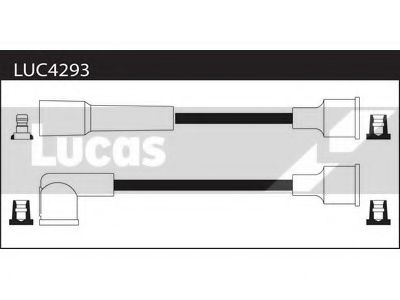 LUC4293 Ignition Cable Kit