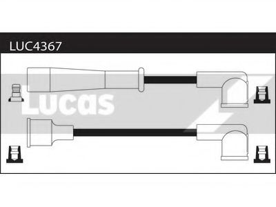 LUC4367 Ignition Cable Kit