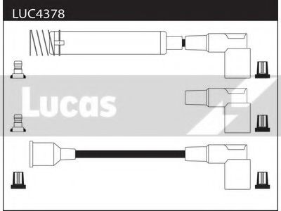 LUC4378 Ignition Cable Kit