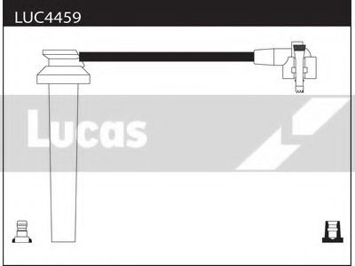 LUC4459 Ignition Cable Kit