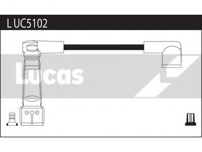 LUC5102 Ignition Cable Kit