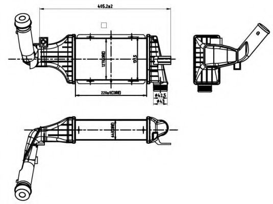 30427 Cable, manual transmission