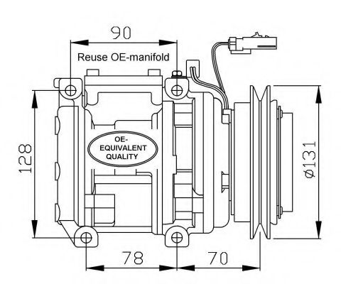 32452 Cable, manual transmission