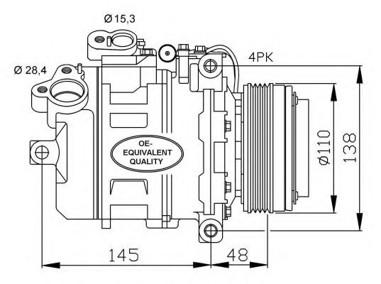 32465 Cable, manual transmission
