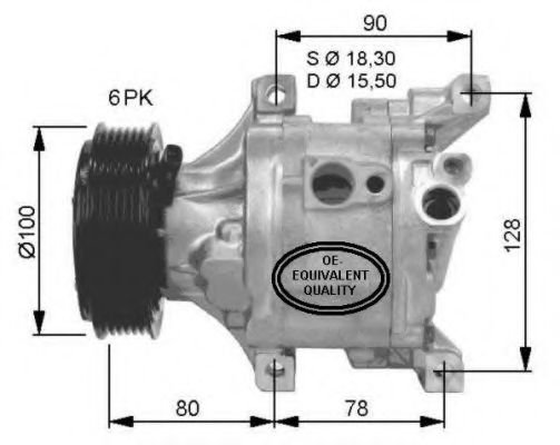 32466 Cable, manual transmission