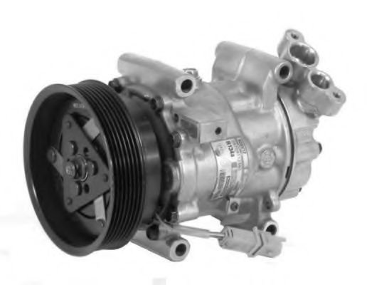 32744G Compressor, air conditioning