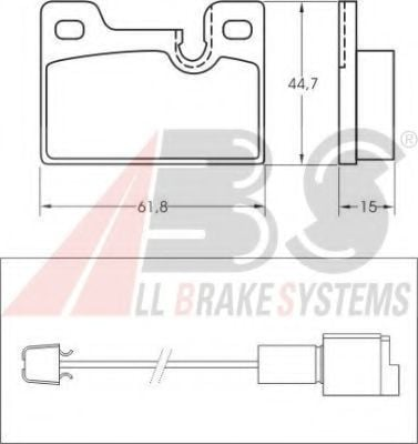 SKF 31261 Engine Timing Cover Seal