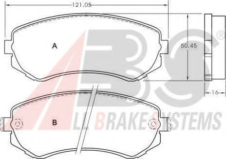 37082 Cable, parking brake