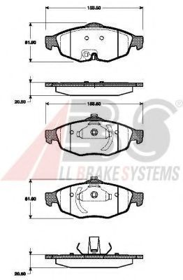 38869 Mounting, automatic transmission