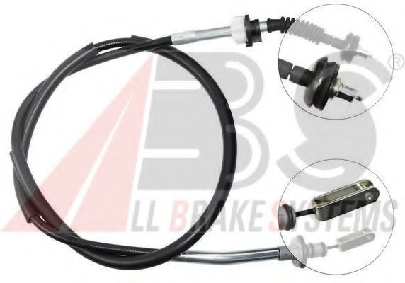 K21840 Clutch Cable