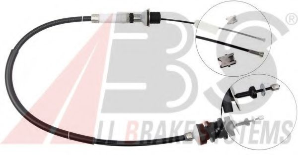 K24970 Clutch Cable