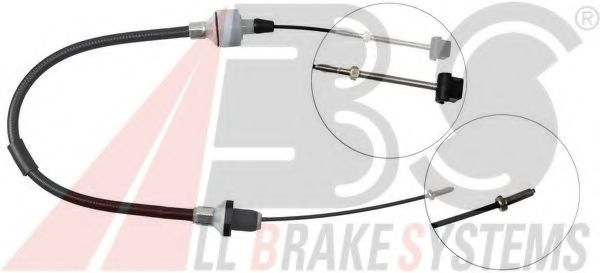 K25760 Clutch Cable