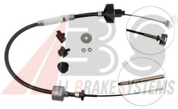 K27390 Clutch Cable