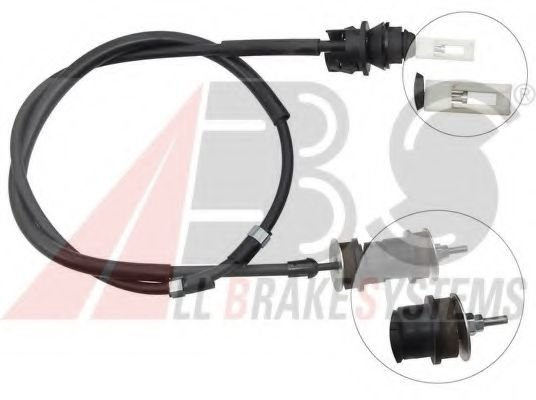 K28021 Clutch Cable