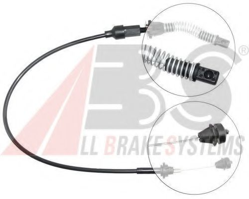 K32480 Accelerator Cable
