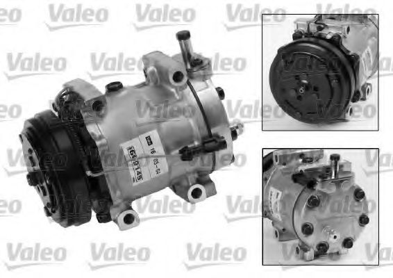 699145 Air Conditioning Compressor, air conditioning