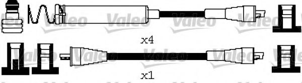 346666 Ignition Cable Kit