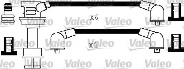 346425 Ignition Cable Kit