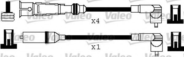 346383 Ignition System Ignition Cable Kit
